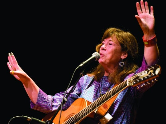 New Baltimore native Claudia Schmidt will be performing at 7:30 p.m. Oct. 15 at Unity of Blue Water, 431 17th St., Port Huron.