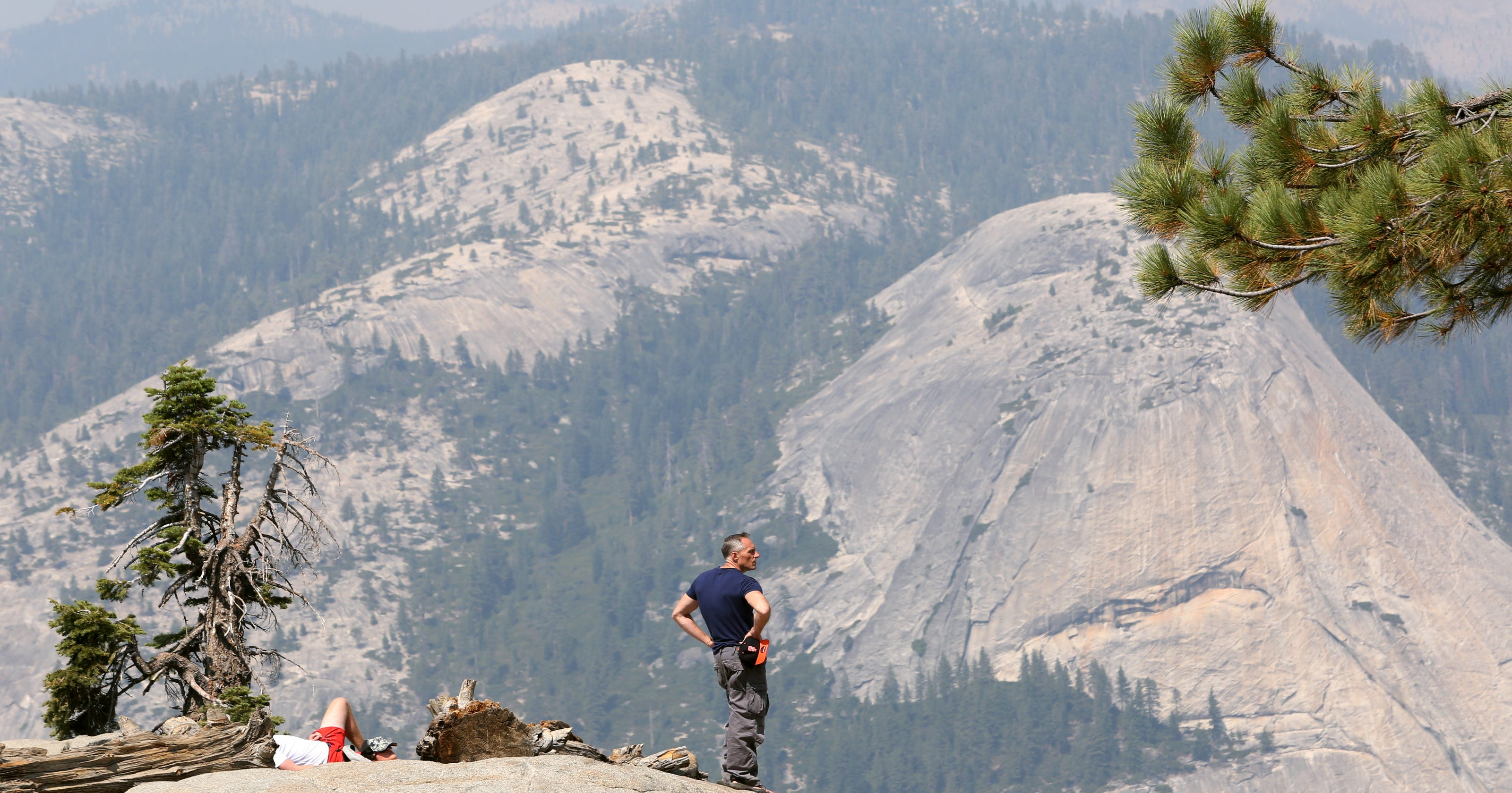 The nature of Yosemite hangs in the balance as national parks juggle growth, preservation