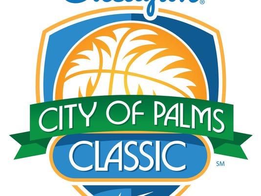 City of Palms Classic logo