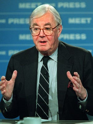 Sen. Daniel Patrick Moynihan, D-N.Y., in 1995