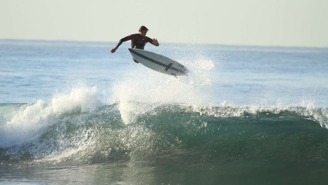 CSUCI was named one of the top colleges for surfers.