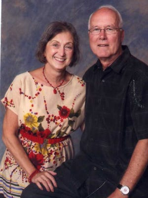 Daniel and Marilyn Bottorf will celebrate their 50th Wedding Anniversary