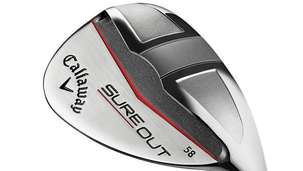 Callaway's Sure Out wedge