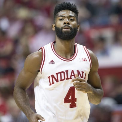 IU's Robert Johnson hopes to leave strong legacy