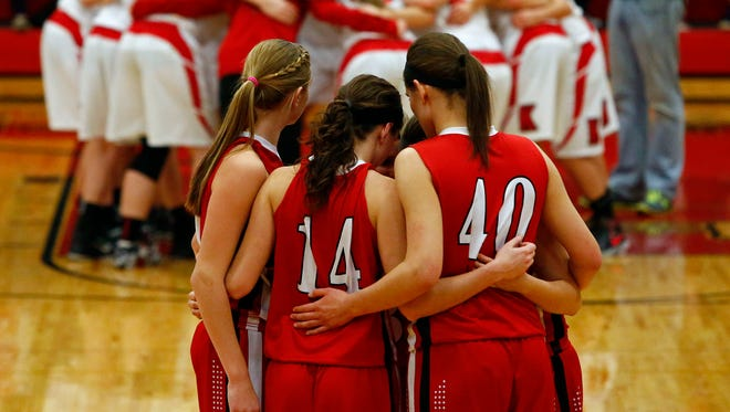 Members of the Hortonville girls' basketball team will be the guests on Wednesday's edition of Varsity Roundtable.