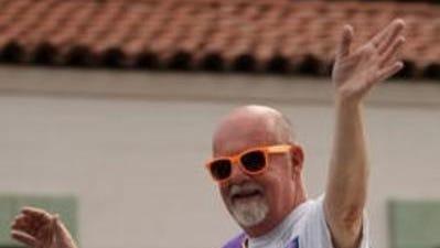 Coachella Valley LGBT activist George Zander.