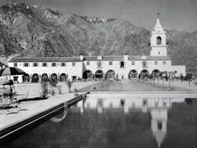 The El Mirador Hotel, Palm Springs, in the 1930s.