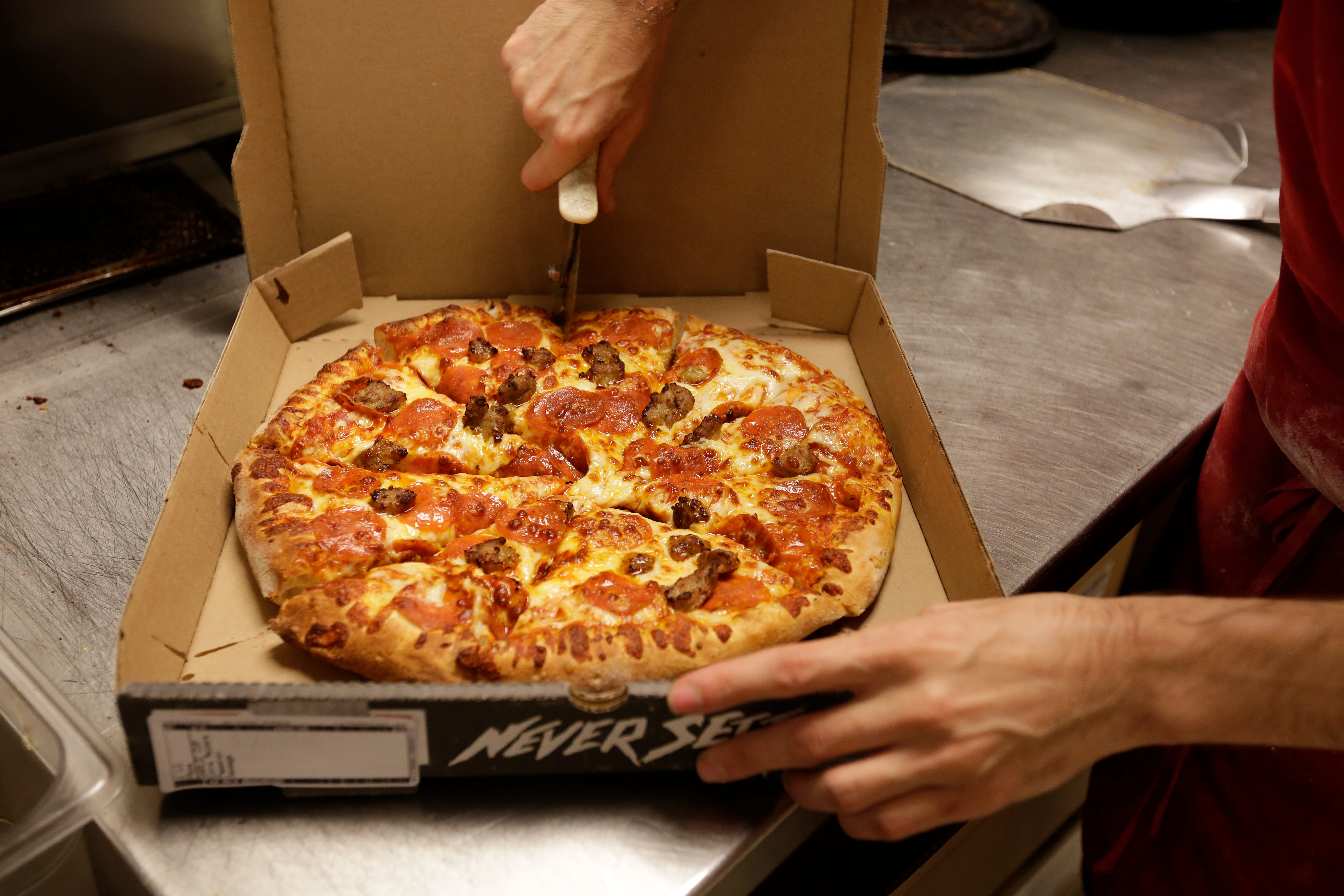 image regarding Toppers Pizza Place Printable Coupons named Toppers pizza wisconsin : Outhouse orchards