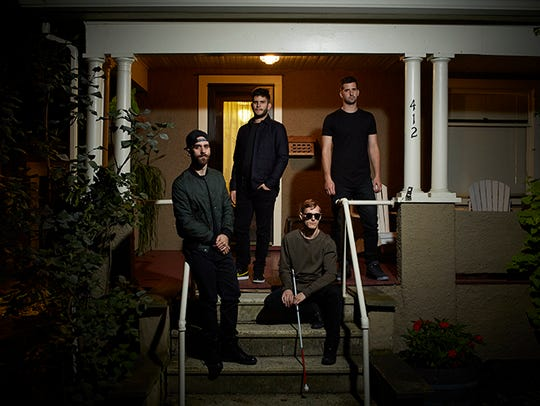 The X Ambassadors, a group on the Interscope Records