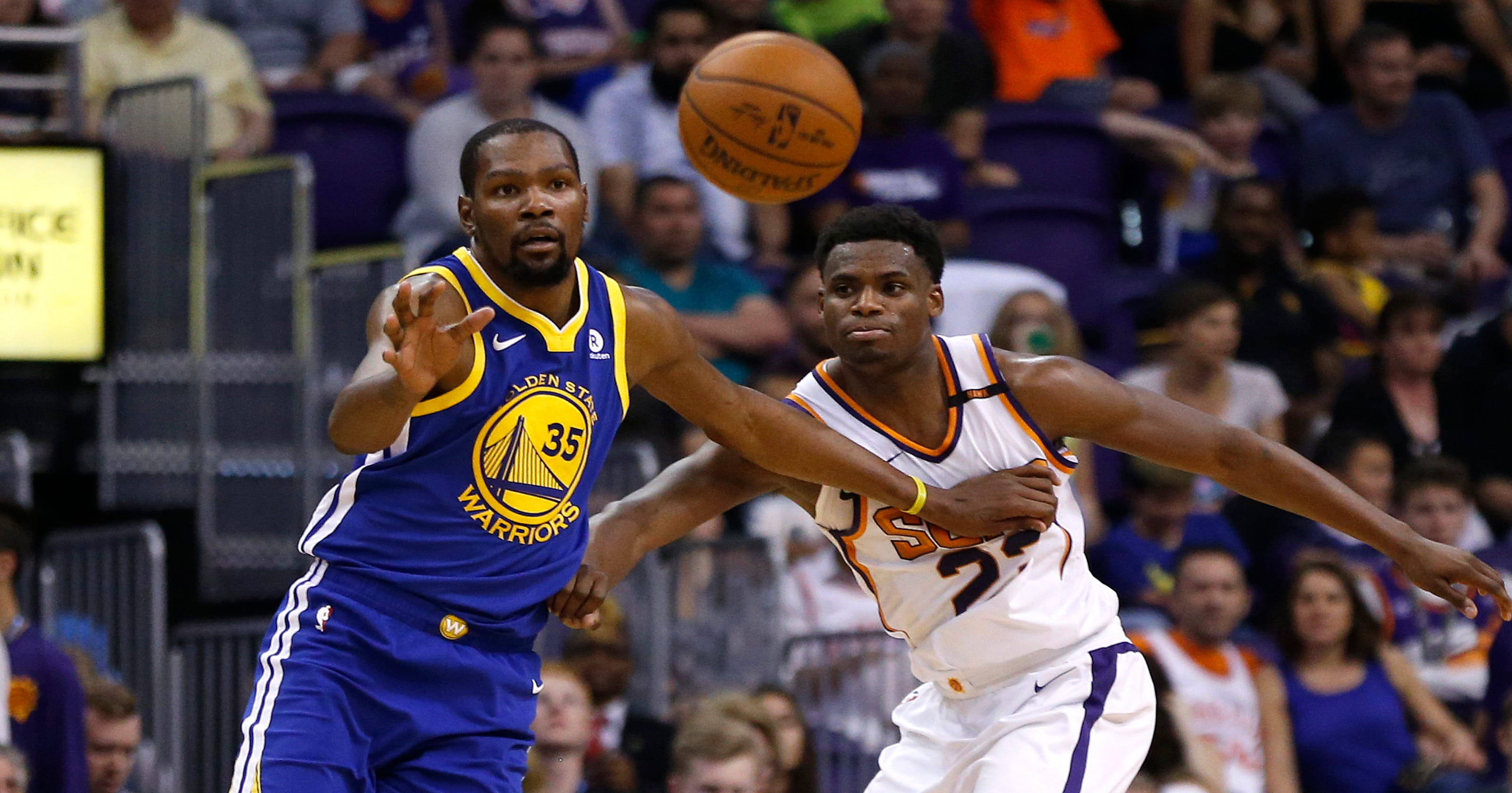 b5433a9f700fb1 Phoenix Suns new  Chriss joins long list of players out against Warriors