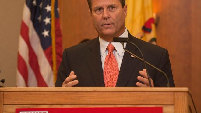 U.S. Rep. Donald Norcross