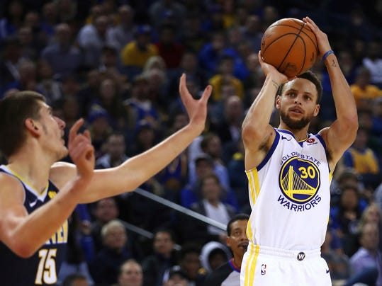 Curry's effect on Warriors even more apparent since injury