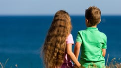 The study found that by age 10, kids have internalized