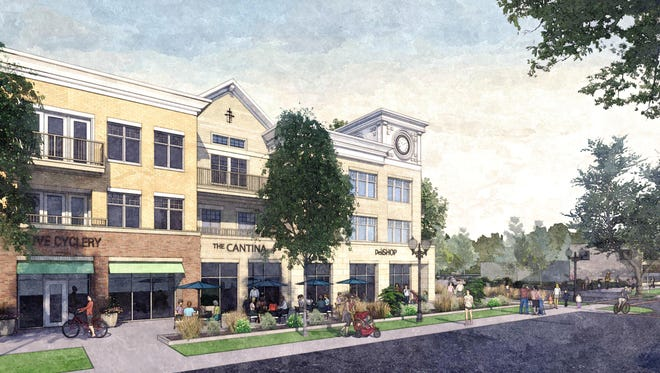Just over a year after announcing plans to redevelop the Reinders property in downtown Elm Grove, Wangard Partners says that it is withdrawing its proposal indefinitely.