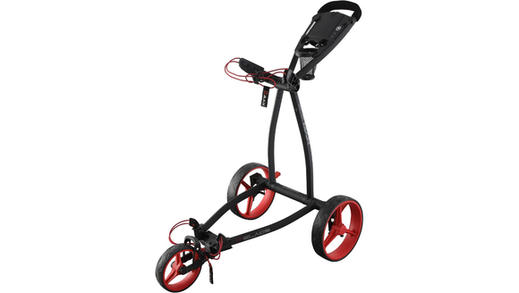 Best Gifts for Golfers 2018: Big Max Blade IP Pushcart (Photo: Big Max)