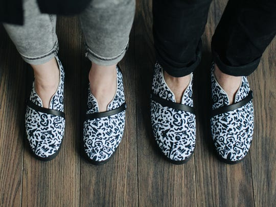 """These Common Ground shoes are meant to """"support responsible"""
