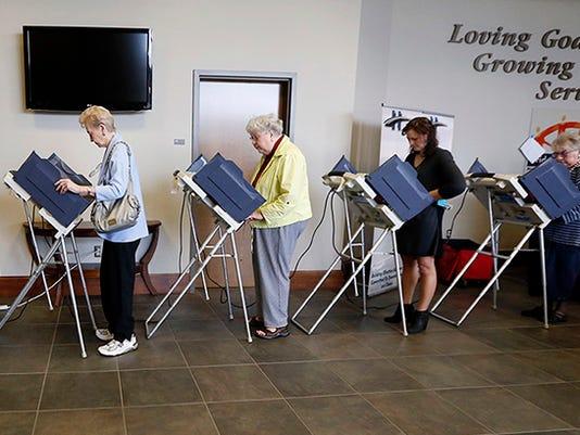 Election Mississippi