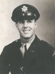 "Karl ""Hap"" Holliday, an Iowa native, killed in World War II."