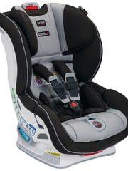 The Britax Boulevard Clicktight Convertible Car Seat,
