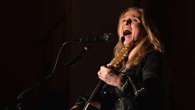 Singer Melissa Etheridge attends the 6th annual Go Go Gala on Nov. 14, 2013, in Pacific Palisades, Calif.