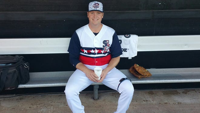 Reynolds alum Sam Runion has been involved in professional baseball since 2007.