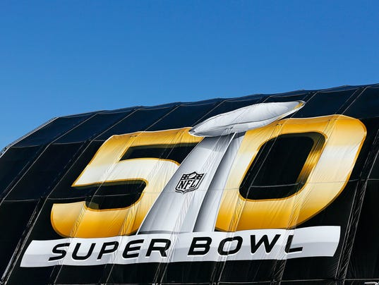 NFL: Super Bowl 50-Stadium Veiws