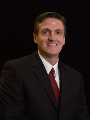 Abilene ISD board President Randy Piersall
