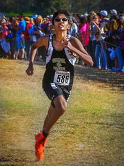 Central Magnet's Fuji Anday finished eighth in A-AA.