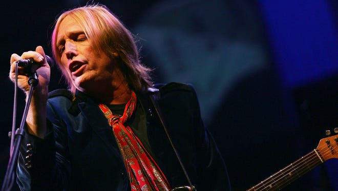 Tom Petty in 2005.