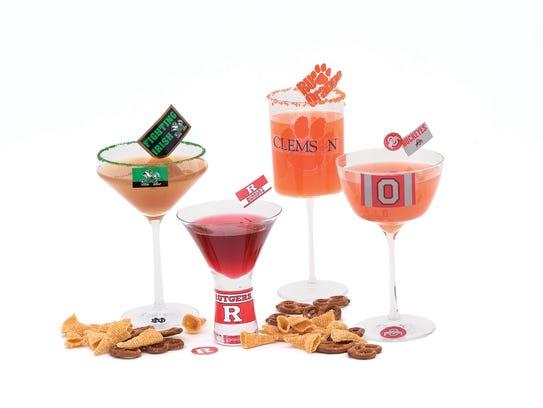 College cocktails