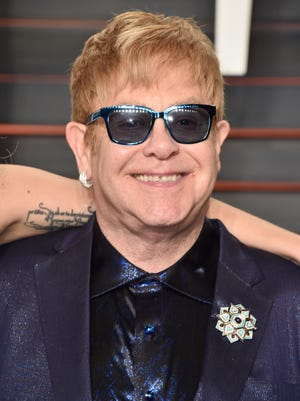 For the first time in 10 years, singer-songwriter Elton John will perform in El Paso at 8 p.m. March 23 at the Don Haskins Center.