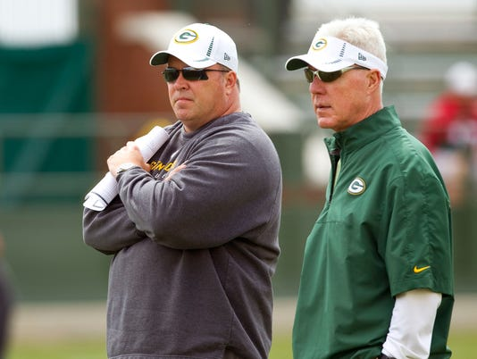 Mike McCarthy, Ted Thompson