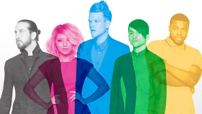 Pentatonix brings their world tour to Las Cruces in May.