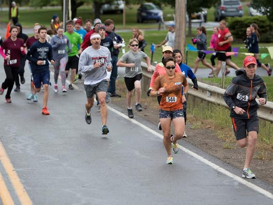 A 5K race is part of the Family Life Sharathon.