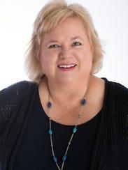 Nancy Garrett is running as a District 12 candidate