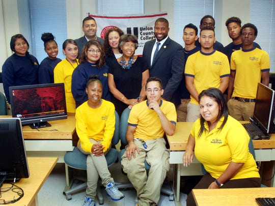 "Union County Freeholders kick off ""College Readiness"