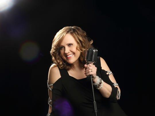 "Jazz singer Debbie Cunningham's ""An Evening of Jazz"