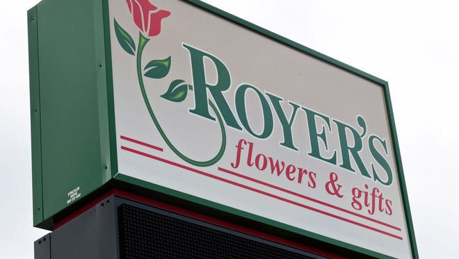 The new Royer's Flowers & Gifts, is opening September 6 at 7 St. Paul Drive, Chambersburg.