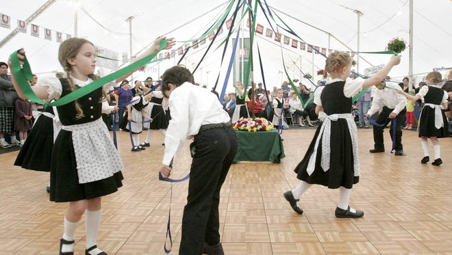 Mai Fest celebrates Germantown's German heritage. The weekend-long festival is set for May 18-20.