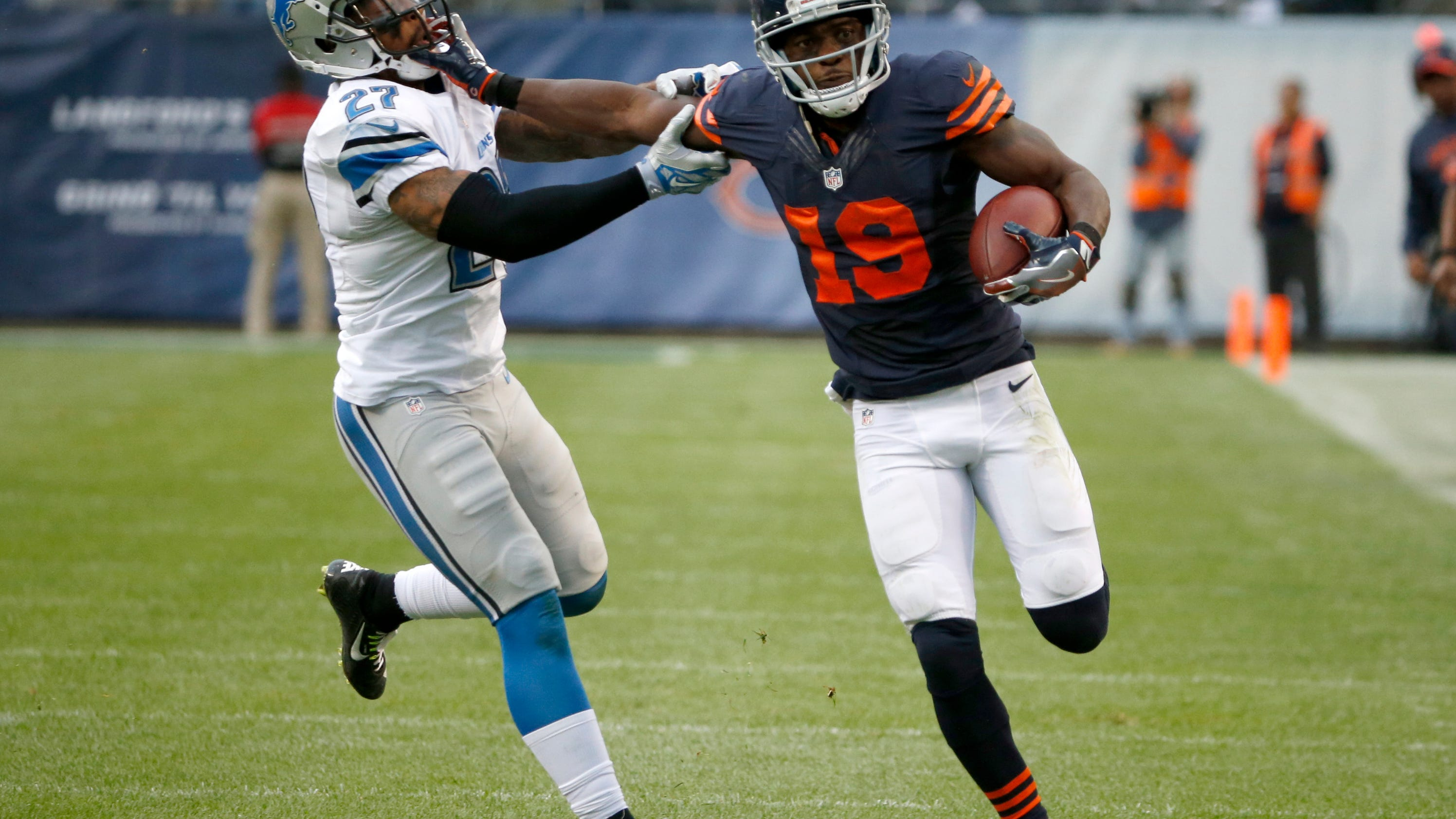FANTASY PLAYS: Waivers on first week byes play big role