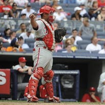 Phillies: Intentional walk rule change won't speed up game