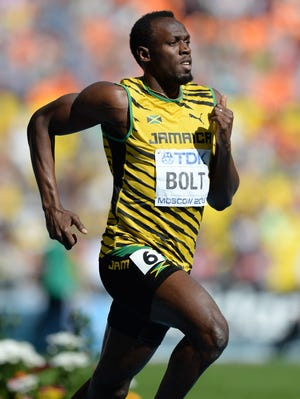 Jamaica's Usain Bolt, the current world record holder, is the only runner besides Nesta Carter who has run a faster time than Montgomery and not been tied to performance enhancing drugs.