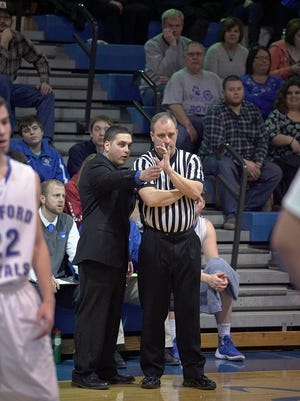 Wynford head coach Jason Engel is excited for a new group of players coming through the program
