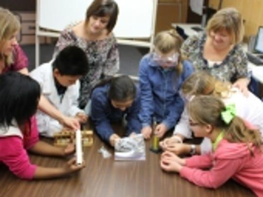 Student Spaceflight Experiments Program team members