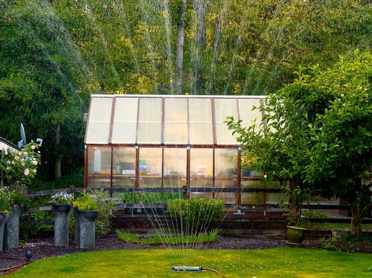 Gardening-Drought Proofing