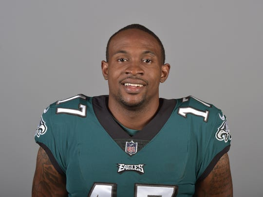 Former Bears WR Alshon Jeffery joined the Eagles this year.
