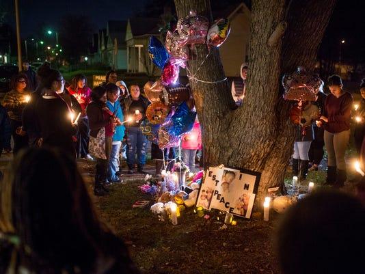 20171130 MS Candlelight Vigil