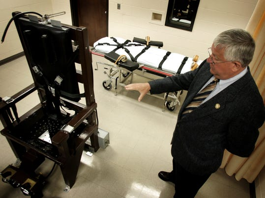Real electric chair death - Tennessee Lawmakers Advance Electric Chair Bill