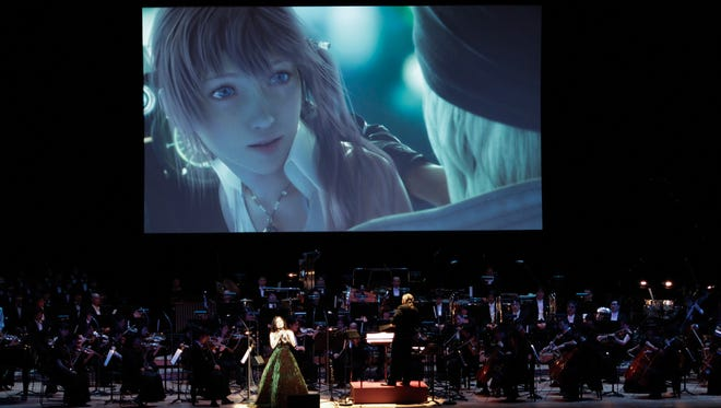 """Phoenix Symphony's """"rePLAY"""" concert celebrates """"Final Fantasy,"""" """"Mass Effect"""" and more."""