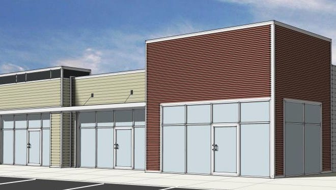 Commercial Realty Services is redeveloping a commercial building in Donelson and has secured Jimmy John's as the first tenant.